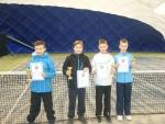 Turnaj mladší žáci 18. - 20.1.2014