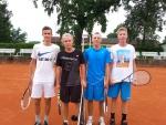 Hluboká n/V 19.-25.7. 2014
